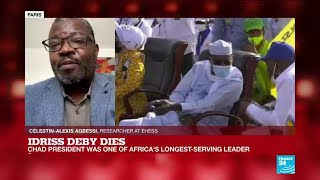 Idriss Deby dies: Chad president was one of Africa's longest-serving leader