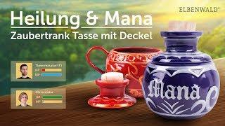 Tassen für Rollenspieler: Mana- und Heiltränke für jede Gelegenheit!