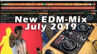 New EDM Mix July 2019 | Hercules Inpulse 300