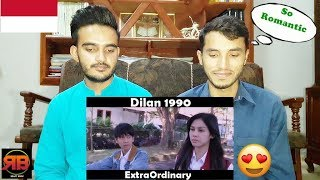 Foreigner Reacts To: Official Trailer Dilan 1990 | 25 Januari 2018 Di Bioskop