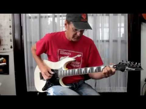 Mystery Train (How To Play The Main Guitar  Riff)