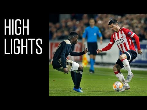 Highlights Jong PSV - Jong Ajax