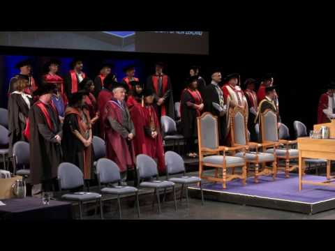 Graduation April 2017 - Auckland - Ceremony 1 | Massey University