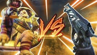 6 Malfeasance's vs Calus!