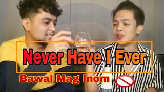 NEVER HAVE I EVER CHALLENGE! (GONE WRONG!) with @Marky Alonzo