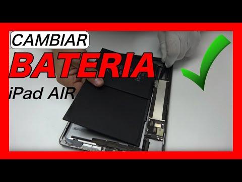 Cambiar BATERIA IPad AIR