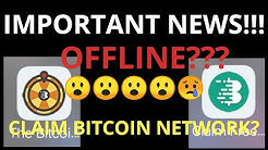 NEWS UPDATE!!!CLAIM BITCOIN NETWORK