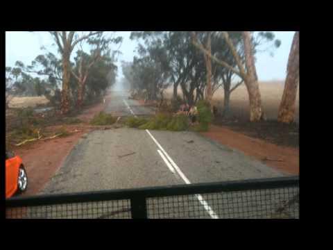 York  Cyclone  Western Australia.wmv