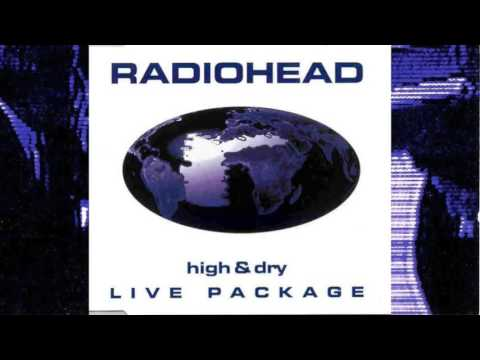 Radiohead - Punchdrunk Lovesick Singalong (Live from Amsterdam '94)