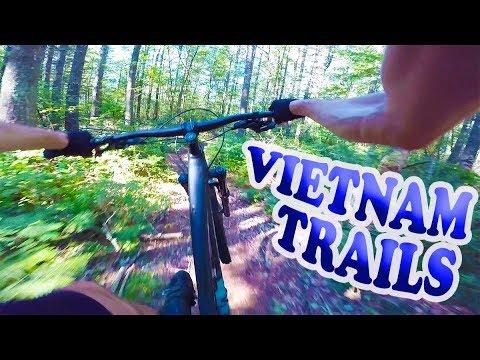 Mountain Biking Vietnam Trails | Milford, Massachusetts