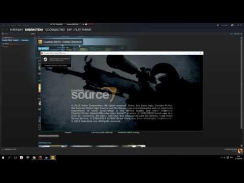 Что делать если в CS:GO черный экран??? | Решение есть #2