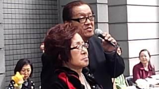 吉永龍生が、大変お世話になっております浅香先生が、浅草千束通り、い...