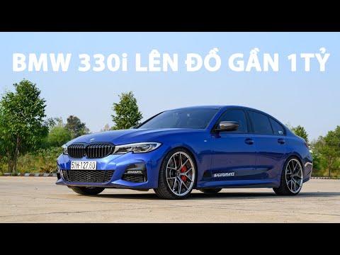 Trên tay BMW 330i G20 độ Option gần 1 Tỷ đồng