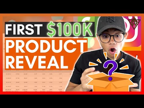 [REVEALED]: My First $100k Winning Shopify Product | Case study Dropshipping thumbnail