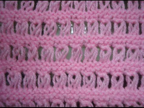 [Mẫu đan] Cách đan khăn cho nữ || How to knit scarf for women(D22) | Foci