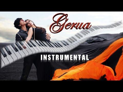 gerua - Dilwale-Instrumental on keyboard