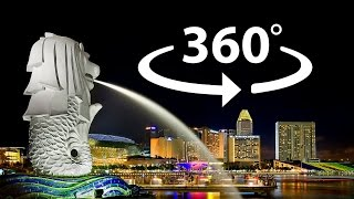 Singapore Culture and Customs 360 VR Video thumbnail