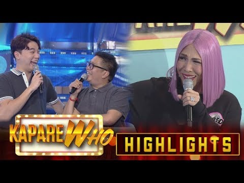 Vice Ganda admits that he's been in a relationship for 7 months | It's Showtime KapareWho