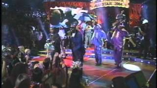 Outkast Performs at 2004 NBA All-Star Game