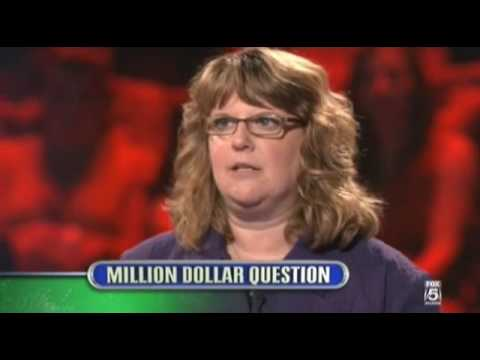 Are You Smarter Than A 5th Grader - 1st Million Winner