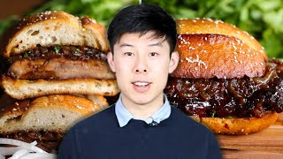 How To Make Alvin's Giant BBQ Rib Sandwich • Tasty