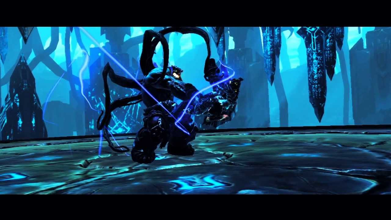 Darksiders 2 - Death vs Absalom - YouTube