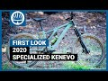 NEW Specialized Kenevo | An E-Bike For Downhill Riders?