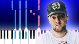 Download Lagu Mac Miller - Hand Me Downs (Piano Tutorial) mp3