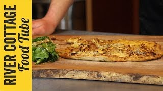 Spring pizza   Jack Botha   River Cottage Rising Star