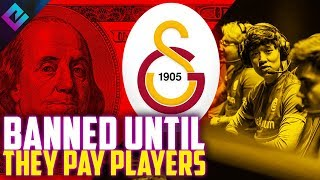 Galatasaray League Team BANNED Until They Pay Players