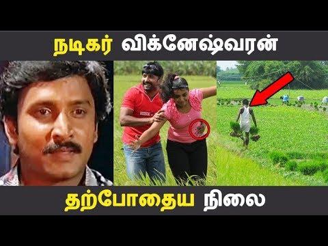 நடிகர் விக்னேஷ்வரன் தற்போதைய நிலை    Kollywood News   Tamil Cinema   Cinema Seithigal