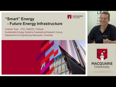 """Smart"" Energy - Future Energy Infrastructure - LEAP Links Video Conference"