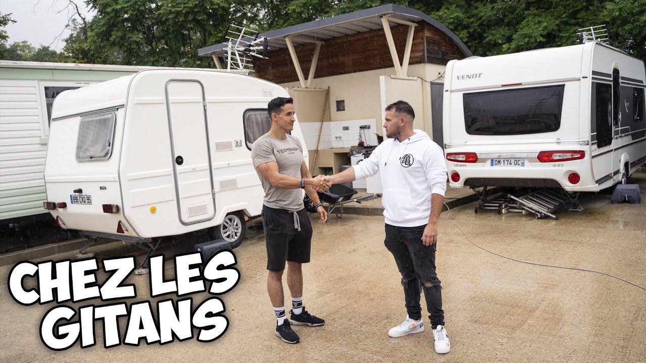 Download JE VISITE UN CAMP DE GITANS !! (immersion)