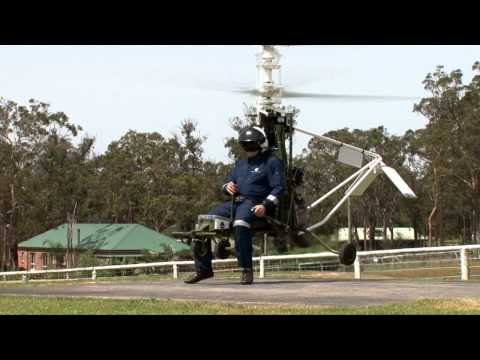 CoaX Helicopters Demonstration Flight 001