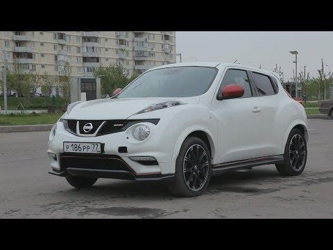 Nissan Juke Nismo, тест-драйв