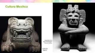 Historia de la Escultura en México