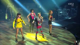 2NE1 - I AM THE BEST @ Sketch Book.E201.130830