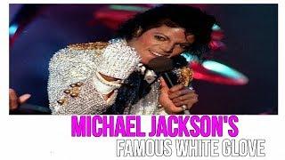 Michael Jackson's  Famous White Glove English subtitles