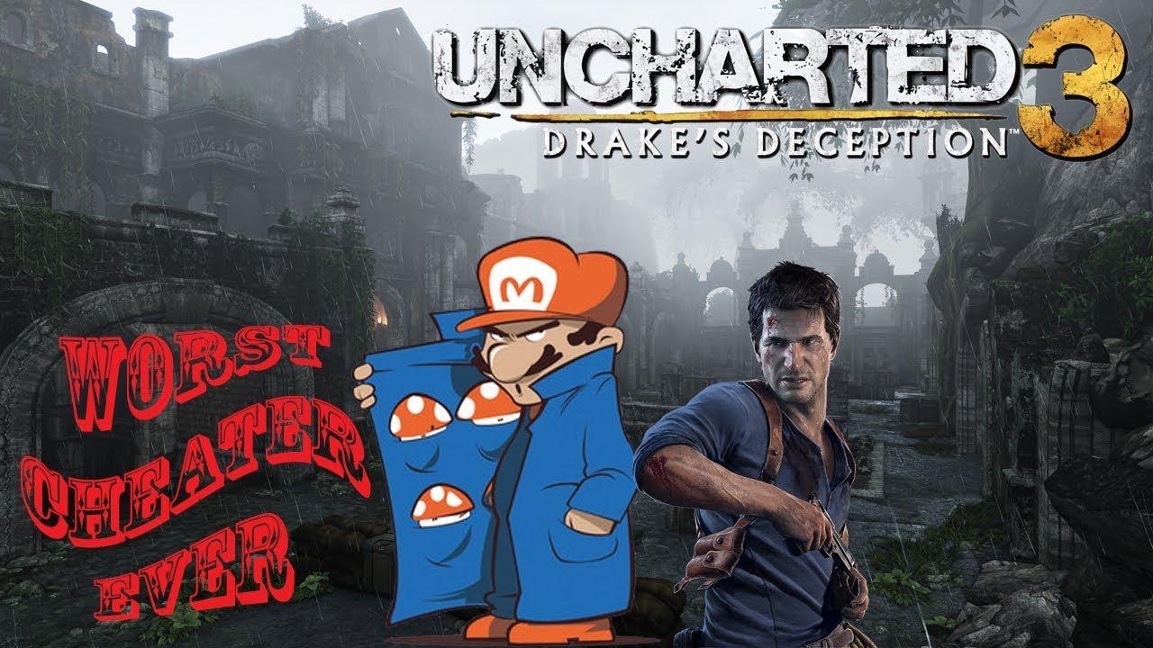 uncharted 3 cheats