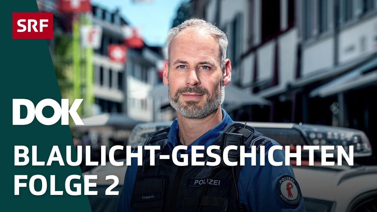 Download Unterwegs mit der Polizei - Zum ersten Mal mit auf Patrouille | Doku | SRF Dok