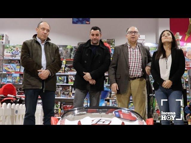 VÍDEO: La juguetera INJUSA y Toy Planet adaptan un coche eléctrico para Izan. Te lo contamos en este vídeo.