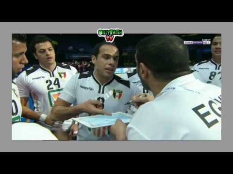 Qatar VS Egypt Handball World Handball Championsips 2017