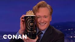 Conan O'Brien Will Host The 2014 MTV Movie Awards