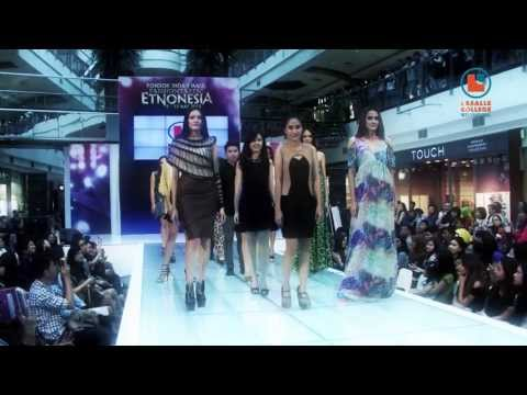 LaSalle College International Jakarta In Fashiontastic 2013 Etnonesia