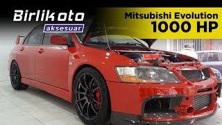 Gambar cover 1000hp Mitsubishi Lancer Evolution IX Gold Bakım ve Boya Koruma
