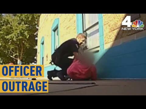 NM Officer Resigns After Being Caught on Camera Slamming 11-Year-Old Girl to Ground | NBC New York