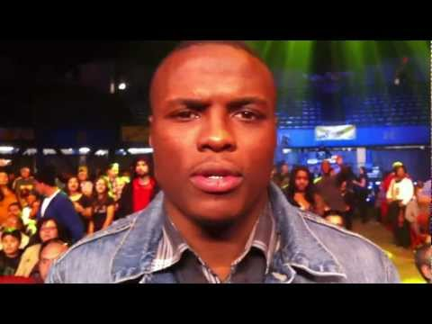 """Peter Quillin: """"I'm an animal!"""""""