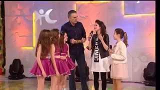 """Menuda Noche 2014/15: Sorpresa de Lodovica Comello e interpretación de """"Todo el resto no cuenta"""""""