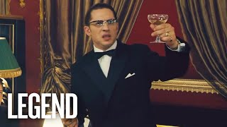 Legend - Ron Gives a Toast - Own it on Blu-ray 3/1