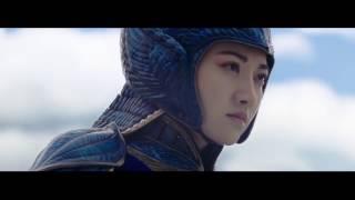 景甜 【長城】HD電影預告   The Great Wall Trailer